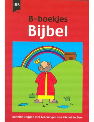 Annette Doggen - B-boekjes bijbel