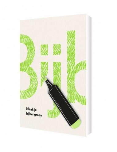 NBG - Maak je eigen Bijbel groen
