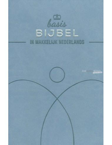 Basisbijbel - Basisbijbel vivella met...