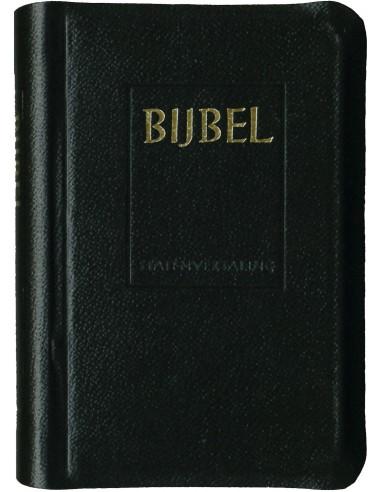 Bijbel (SV) met kleursnee en duimgrepen