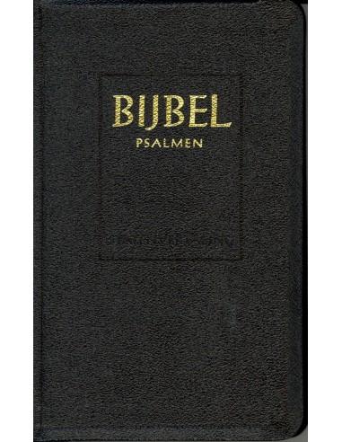 Bijbel Statenvertaling met Psalmen en 12