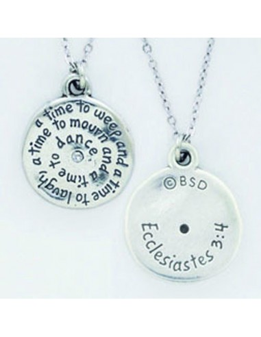 necklace - A time to ... - Circle -...