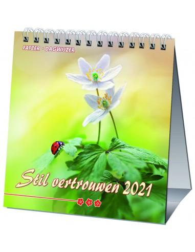 Kalender 2021 sv stil vertrouwen
