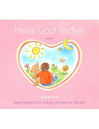 Dorie ten Hove - Here God liedjes dl 1
