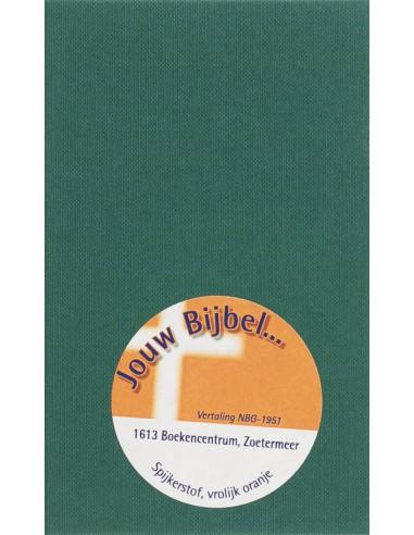 NBG '51 - JUNIORBIJBEL SPIJKERSTOF...