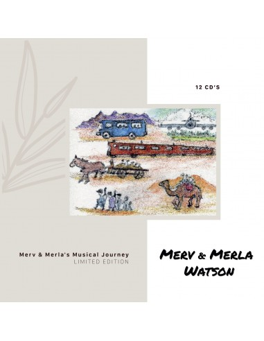 Merv & Merla Watson - Merv & Merla''s...