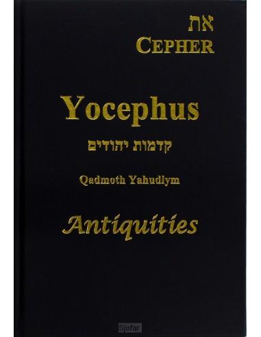 Cepher - Yocephus Antiquities