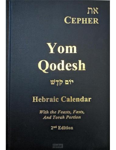 Cepher - Yom Qodesh hebr kalender...