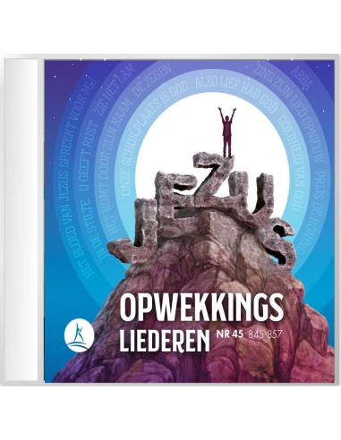 Opwekking 2021 - Opwekking 45 cd...