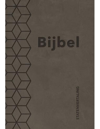 Statenvertaling - Bijbel met psalmen...