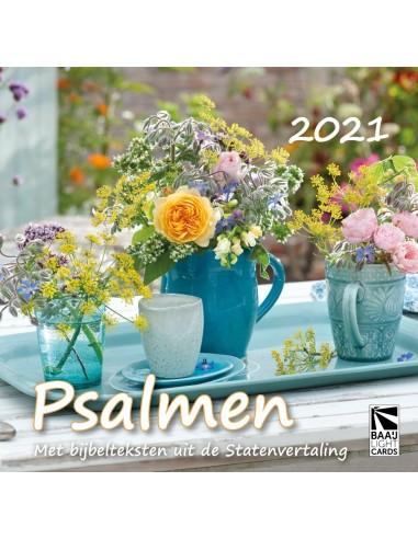 Jaar-Kalender - Kalender Psalmen