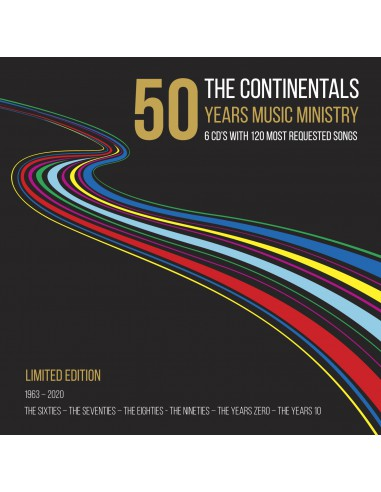 Continentals - 50 Years Music Ministry