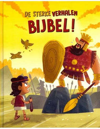 Victoria Tebbs - Sterke verhalen bijbel