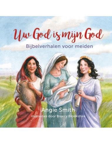 Angie Smith - Uw God is mijn God