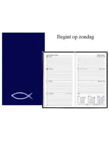Jaar-Agenda - Zak-agenda Ichtus