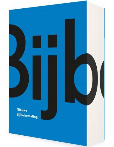 NBV - Bijbel NBV blauw